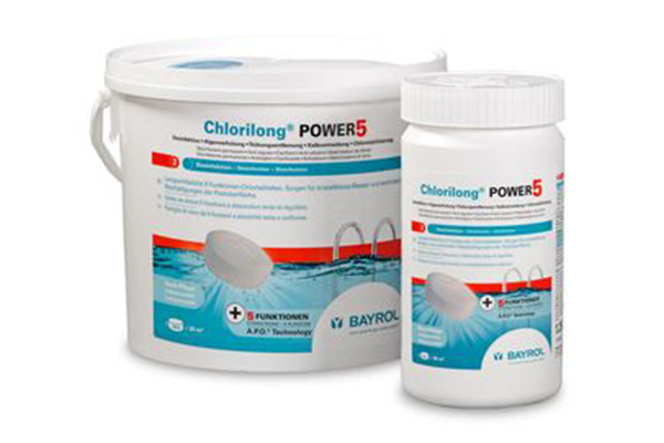 021137 - Bayrol - Chlorilong Power 5 Tab - 1kg